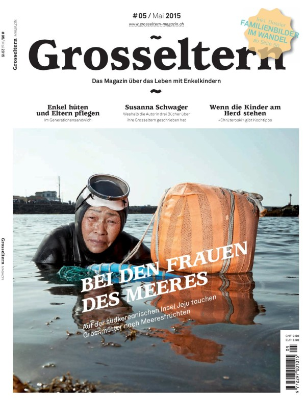 Cover der Ausgabe 5/2015
