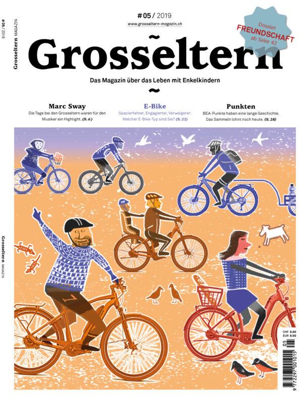 Grosseltern-Magazin 05/2019