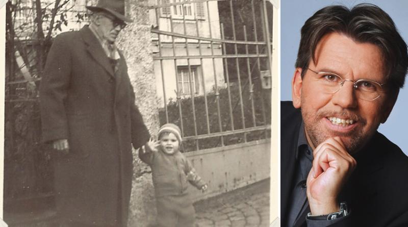 Stephan Klapproth: Das Genie über mir