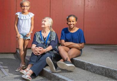 Hier finden Leihgrosseltern Familien und Familien Leihgrosseltern