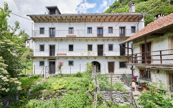 Gewinnen Sie drei Übernachtungen in der historischen Casa Döbeli im sonnigen Tessin im Wert von 1000 Franken.