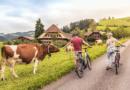 E-Bike-Route durchs Emmental