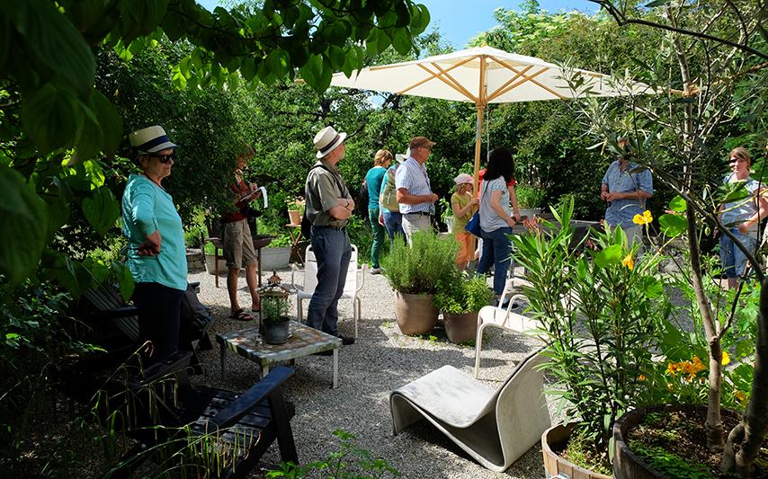 Exkursion «Tag der offenen Naturgärten»