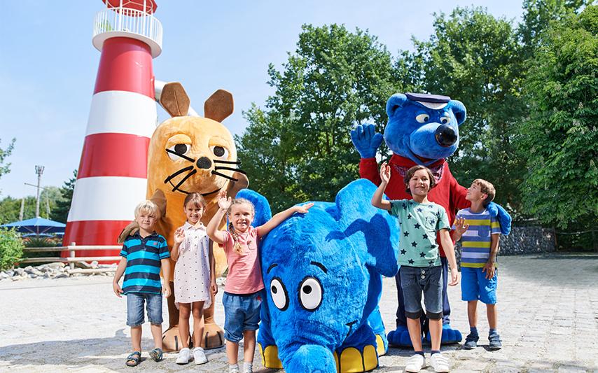 Gewinnen Sie einen Familienaufenthalt im Ravensburger Spieleland.