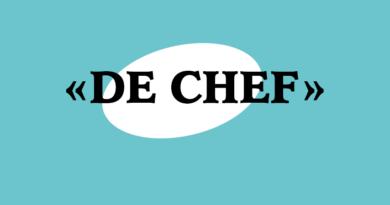 «de Chef»