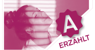 Aline (16) fordert: Werdet laut!