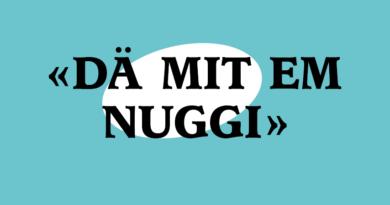 Dä mit em Nuggi
