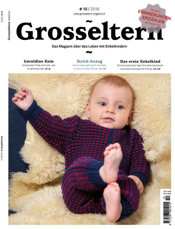Grosseltern-Magazin 09/2019