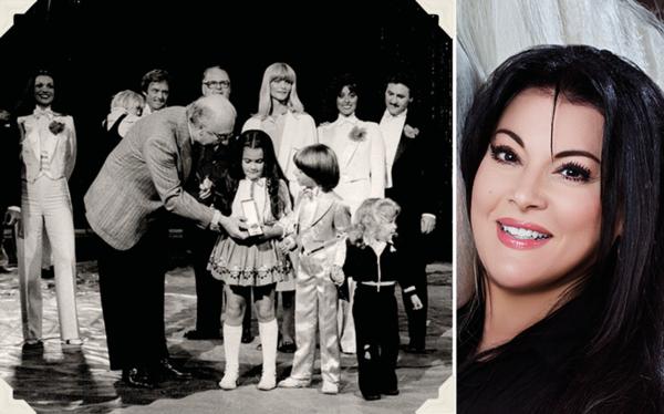 Géraldine Knie: Die anderen wollten in die Disco, ich wollte lieber bei Grossvater sein
