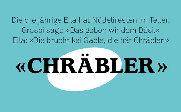 Chräbler